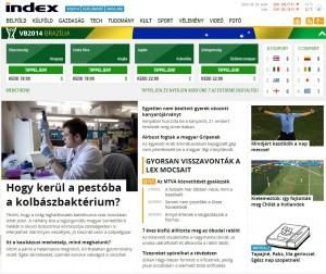 Index-címlapos cikkünk