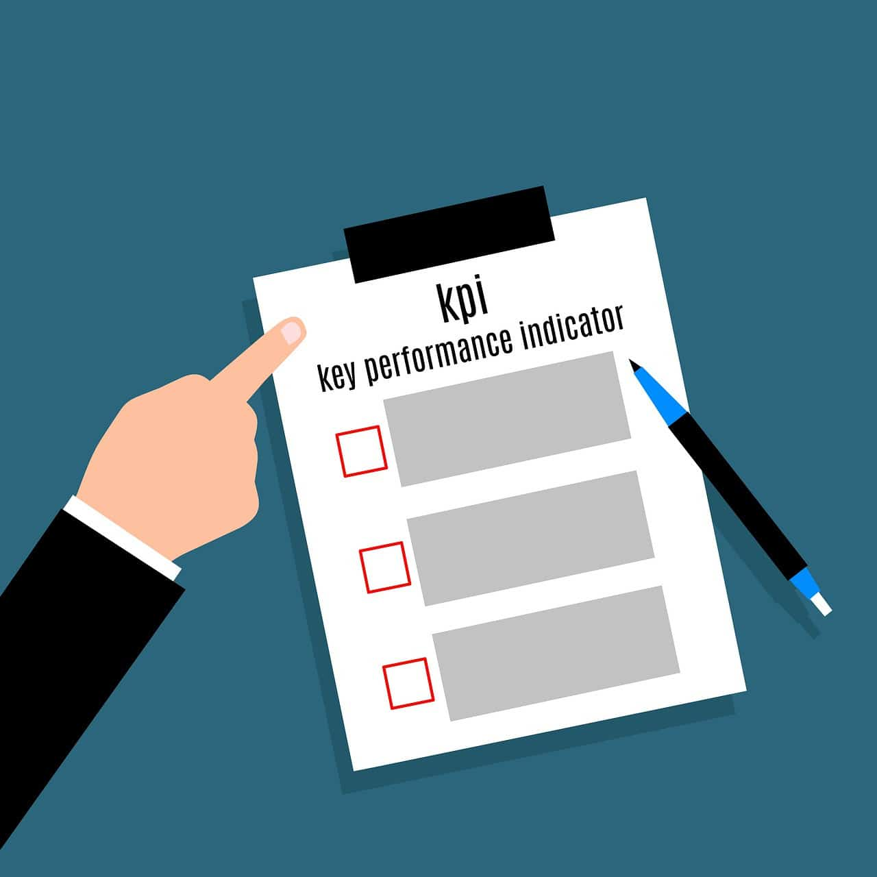 KPI mutatók